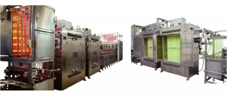 Megathermal Continuous Dyeing Machine - KY-804C Continuous Dyeing Machine
