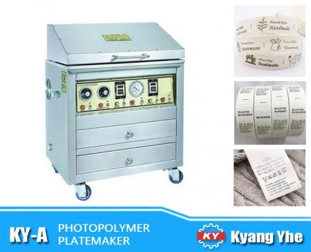 Photopolymer Plate-Making Machine - KY-A Photopolymer Plate-Making Machine