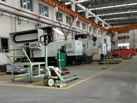 Khu chế biến nhà máy KY Thượng Hải