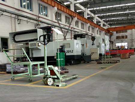 منطقة معالجة مصنع شنغهاي KY