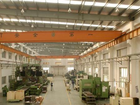KY Shanghai Factory Production area