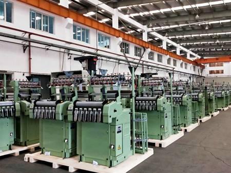 Kwang Jin Machinery Technology (Shanghai) Co., Ltd-Atelier d'assemblage