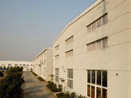 Apparence de l'usine KY Shanghai