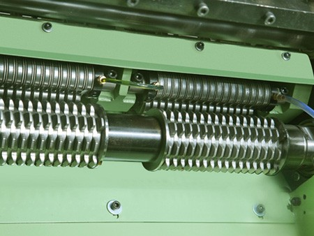 KY Needle Loom Spare Parts for Chain Link Of Roller.