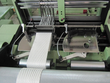 KY Needle Loom For PE Tape.
