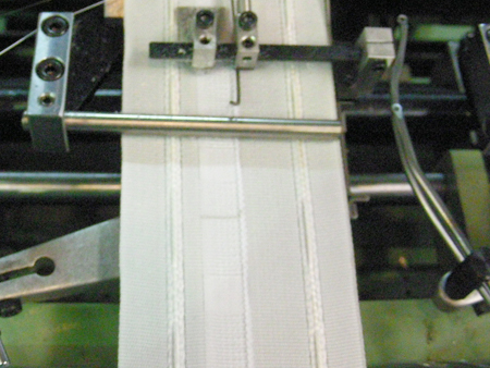 KY Needle Loom For Curtains.
