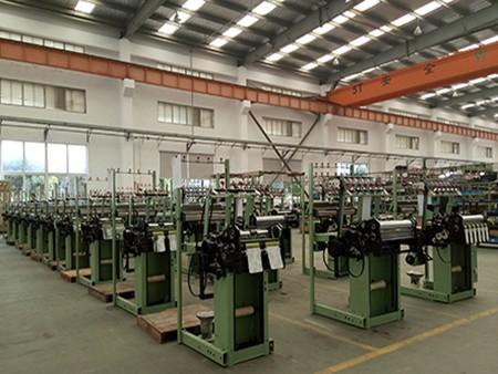 Kwang Jin Machinery Technology (Shanghai) Co., Ltd-Assembly shop