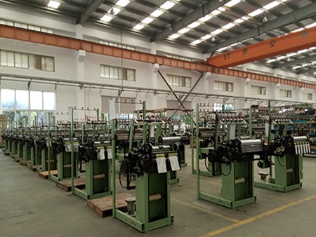 Kwang Jin Machinery Technology (Shanghai) Co., Ltd-Atelier d'assemblage
