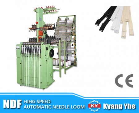 Swiss Type High Speed Automatic Needle Loom - NDF High Speed Automatic Needle Loom