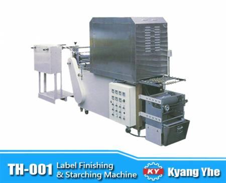 Trademark Finishing And Starching Machine