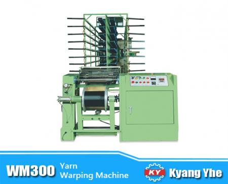 Standard Warping Machine - WM300 Warping Machine