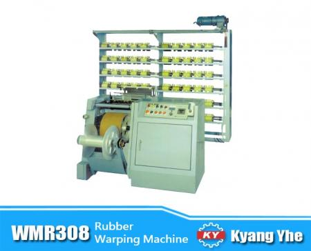 Standard Rubber Warping Machine - WMR308 Rubber Warping Machine