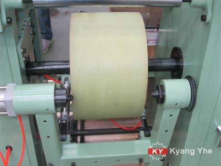 KY Warping machine Spare Parts for Beam Bracket Assem. (Drum)
