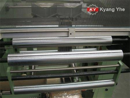 KY Warping machine Spare Parts for Guide Roller Plate Assem.