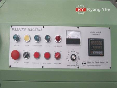 KY Warping machine Spare Parts for Control Panel.