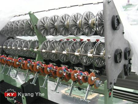 KY Needle Loom Spare Parts for Feeder Drive Assem.