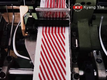 KY Needle Loom For Mattress Tape.