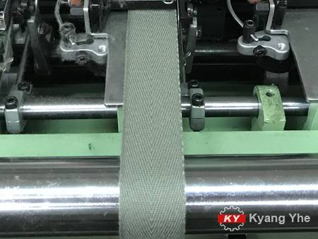 KY Needle Loom For Twill webbing.