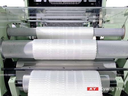 Narrow fabric loom for heavy tapes
