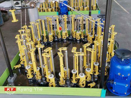 KY Braiding Machine Spare Parts for Bobbin & Carrier.