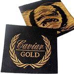 提花编织标签