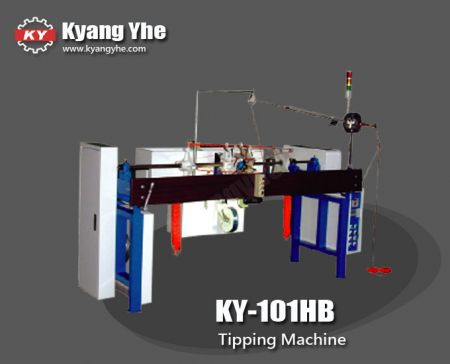 Fully Automatic Multi-Function Tipping Machine - KY-101HB Fully Automatic Multi-Function Tipping Machine