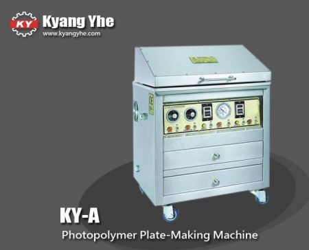 Photopolymer Plate-Making Machine