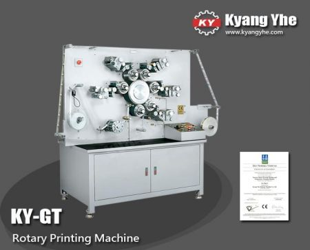Rotary Label Printing Machine - KY-GT Rotary Label Printing Machine