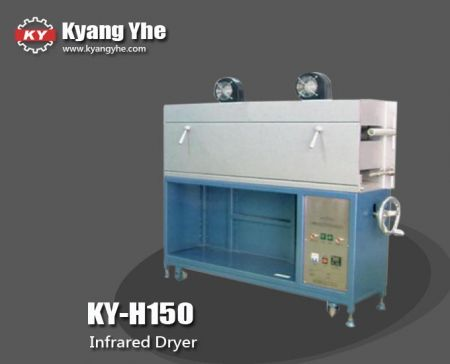 Secador infravermelho - Secador infravermelho KY-H150
