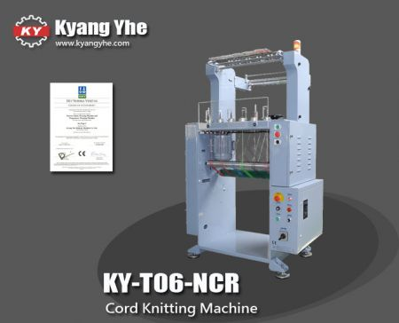 Needle Cylinder Cord Knitting Machine