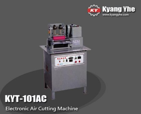 Electronic Air-Cutting Machine (with temperature controller) - KYT-101AC Electronic Air-Cutting Machine (with temperature controller)
