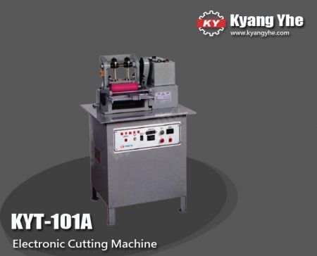 전자 리본 절단기(온도 조절기 포함) - KYT-101A 전자절단기(온도조절기 포함)
