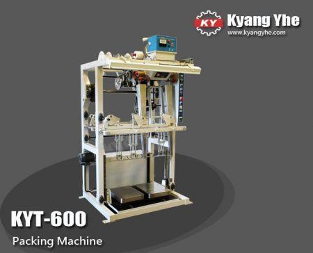Machine à emballer de ruban - Machine d'emballage de ruban KYT-600