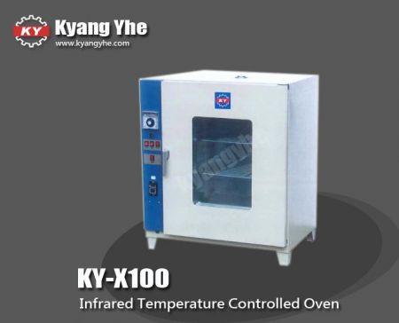 Forno infravermelho com temperatura controlada - Forno de temperatura controlada KY-X100 infravermelho