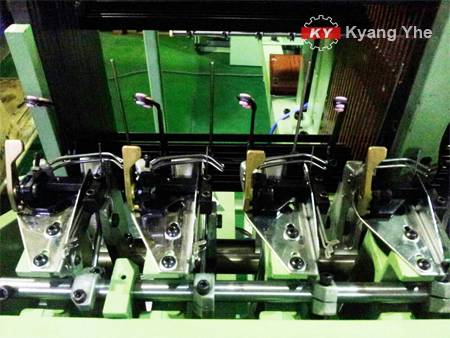 KY Needle Loom Spare Parts for Tape Plate Bracket.