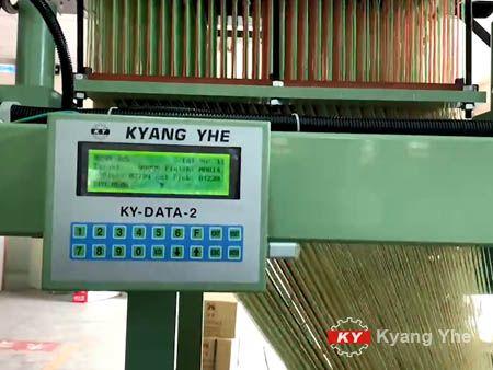 KYDATAコントロールパネル用のKYナローファブリックジャカード織機スペアパーツ。