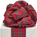 格紋緞帶(Plaid Ribbon)