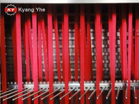 Машина для непрерывного окрашивания лент с KY