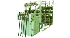 High speed automatic needle loom series of products
