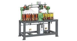 سلسلة آلة التضفير عالية السرعة من المنتجات