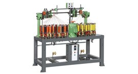 High speed braiding machines