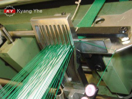 KY Wide Narrow Jacquard Loom อะไหล่สำหรับ Reed Carrier & Axle Assem.