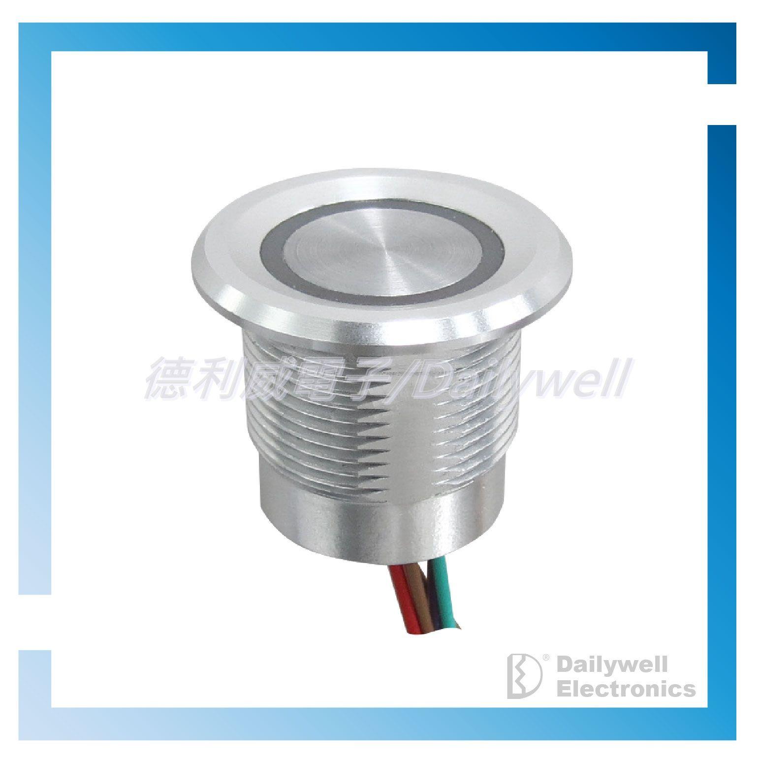 Piezoelektrické spínače (pulzní)