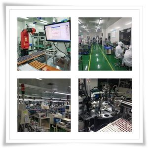【The capability of Manufacturing】