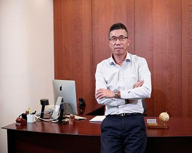 Directeur général de Dailywell_Allen Yen