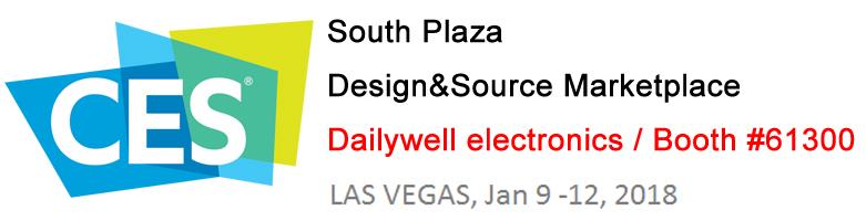 CES 2018 Consumer Electronics Show