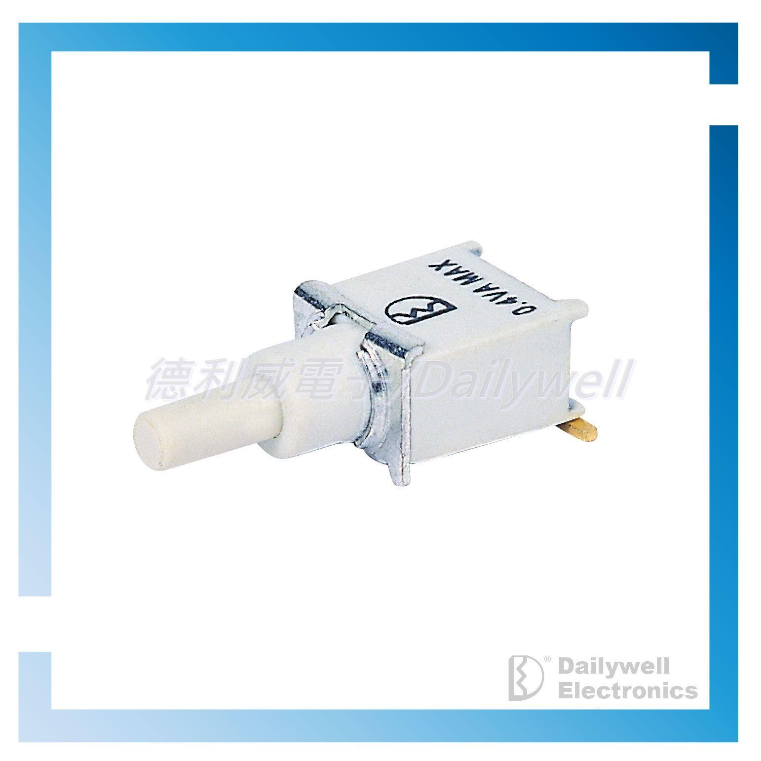 Abgedichtete Subminiatur-Drucktastenschalter