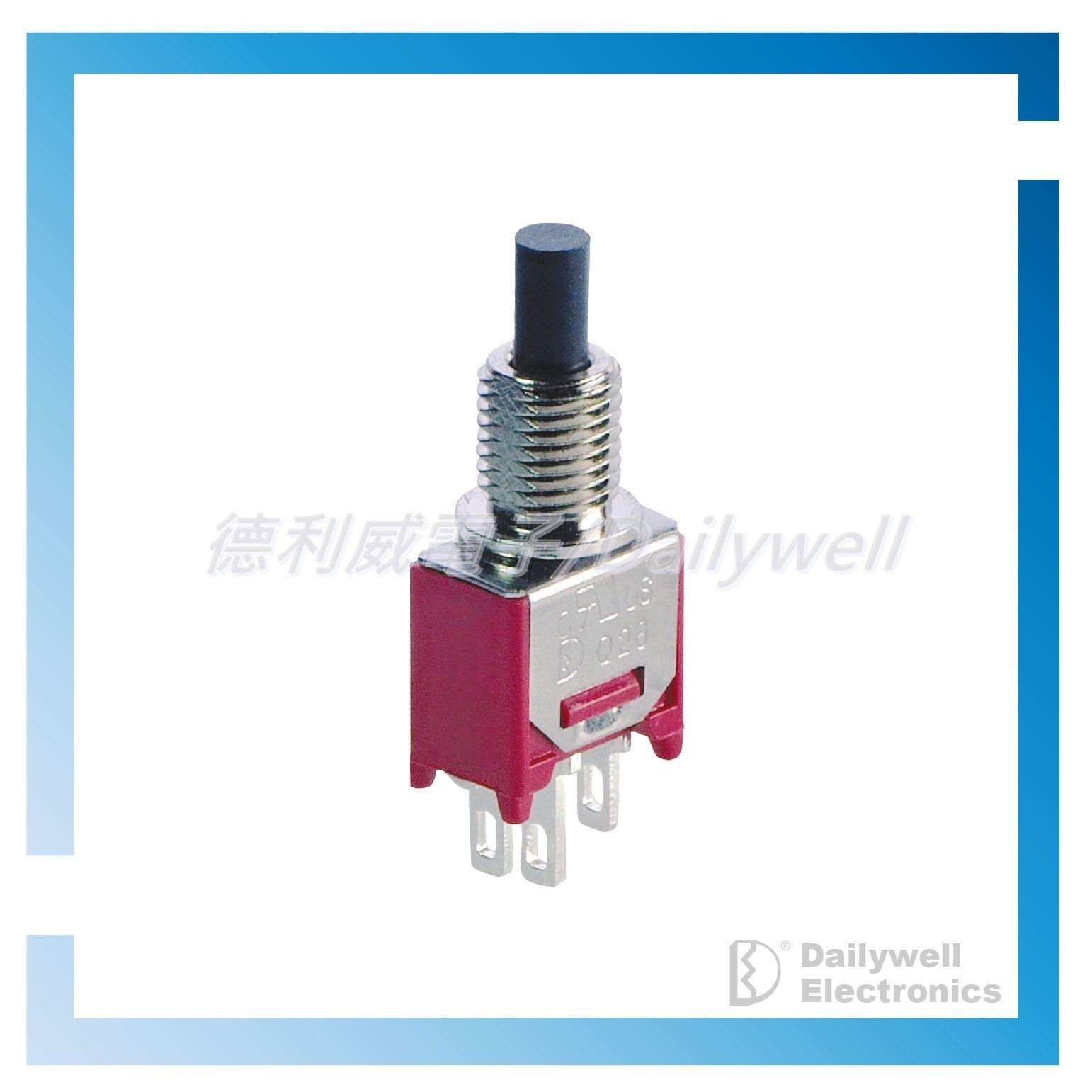 Sub-Miniature Pushbutton Switches