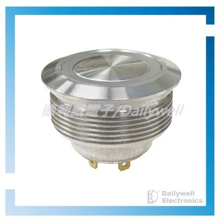 Interruptores curtos de metal de 25 mm - Interruptores curtos de metal de 25 mm