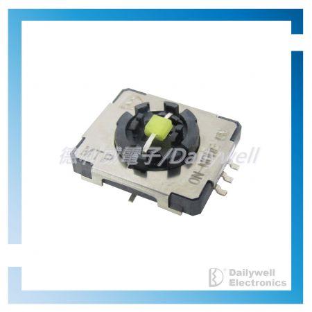 Кнопочные и поворотные переключатели с подсветкой - Поворотные переключатели с подсветкой